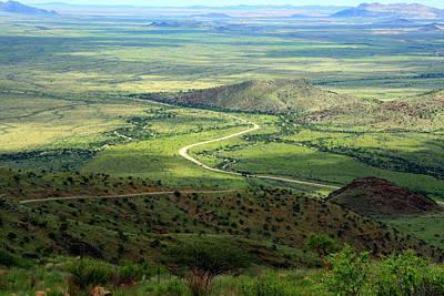 Photograph - Namibian Landscape by Aidan Moran