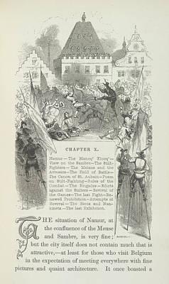 Namur Art Print by British Library