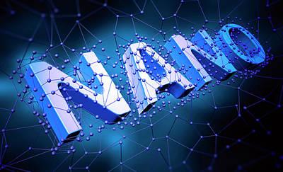 Nanotechnology Photograph - Nanotechnology by Andrzej Wojcicki