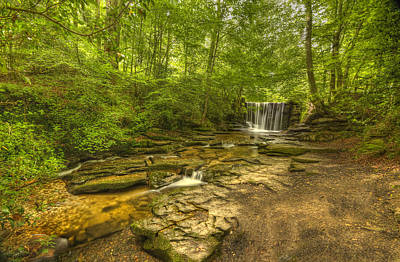 Photograph - Nant Mill  by Darren Wilkes