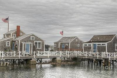 Nantucket Days Art Print