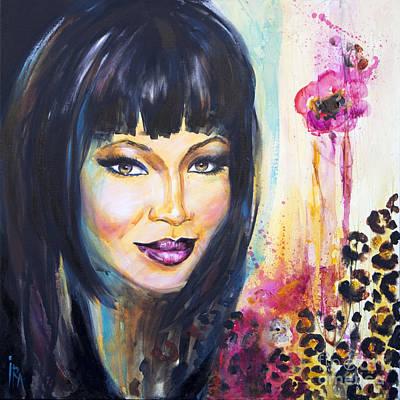 Naomi Campbell Original by Ira Ivanova
