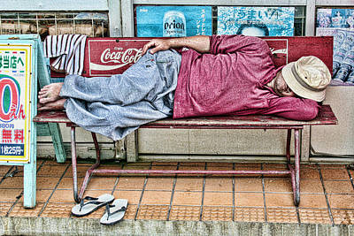 Photograph - Nap by Karen Walzer