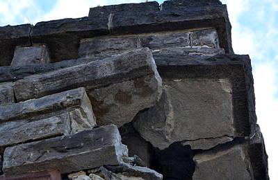 Photograph - Napa Valley Earthquake Damage by Dean Ferreira