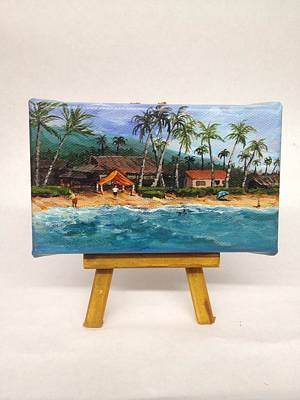 Painting - Napili Bay by Darice Machel McGuire