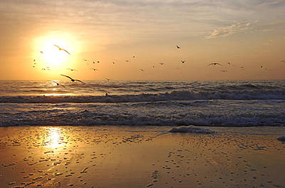Photograph - Naples Beach by Lorenzo Cassina