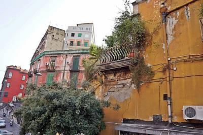 Photograph - Naples-italy -119 by Rezzan Erguvan-Onal