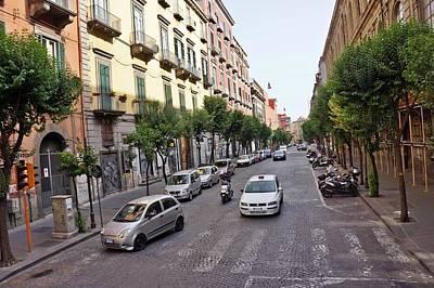 Photograph - Naples-italy -127 by Rezzan Erguvan-Onal