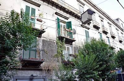 Photograph - Naples-italy -128 by Rezzan Erguvan-Onal