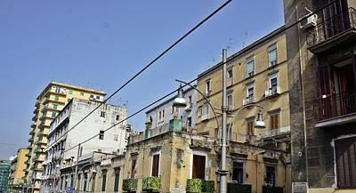 Photograph - Naples-italy -131 by Rezzan Erguvan-Onal