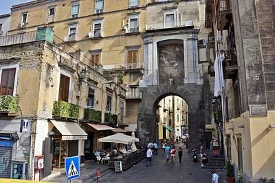 Photograph - Naples-italy -132 by Rezzan Erguvan-Onal