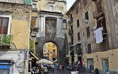 Photograph - Naples-italy -133 by Rezzan Erguvan-Onal