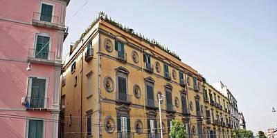 Photograph - Naples-italy -136 by Rezzan Erguvan-Onal