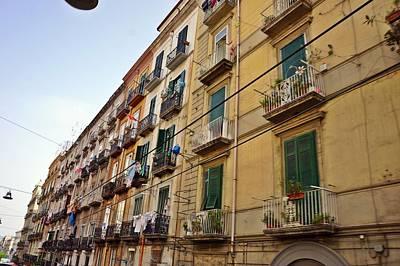Photograph - Naples-italy -138 by Rezzan Erguvan-Onal