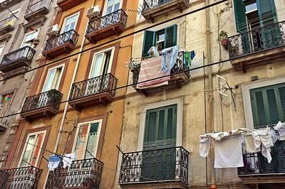 Photograph - Naples-italy -139 by Rezzan Erguvan-Onal