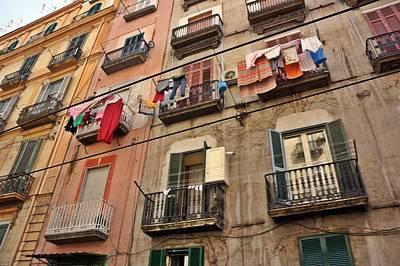Photograph - Naples-italy -140 by Rezzan Erguvan-Onal
