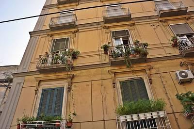 Photograph - Naples-italy -141 by Rezzan Erguvan-Onal