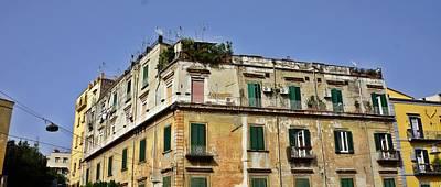 Photograph - Naples-italy -142 by Rezzan Erguvan-Onal