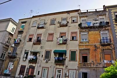 Photograph - Naples-italy -143 by Rezzan Erguvan-Onal