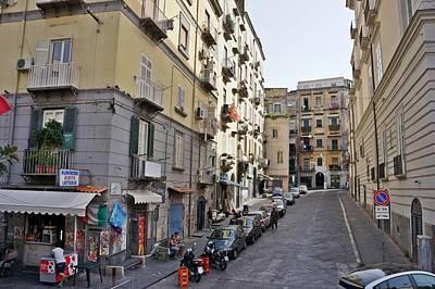Photograph - Naples-italy -144 by Rezzan Erguvan-Onal