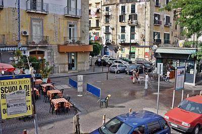 Photograph - Naples-italy -148 by Rezzan Erguvan-Onal