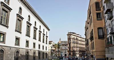 Photograph - Naples-italy -149 by Rezzan Erguvan-Onal