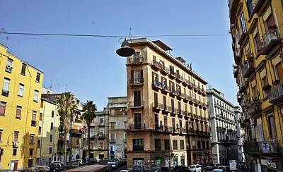 Photograph - Naples-italy -151 by Rezzan Erguvan-Onal