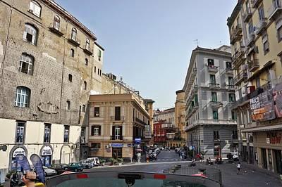 Photograph - Naples-italy -153 by Rezzan Erguvan-Onal