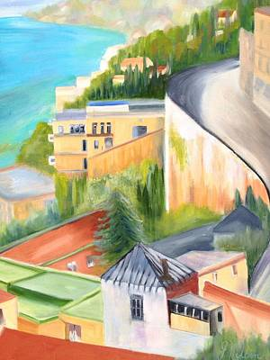 Painting - Naples by Joanne Killian