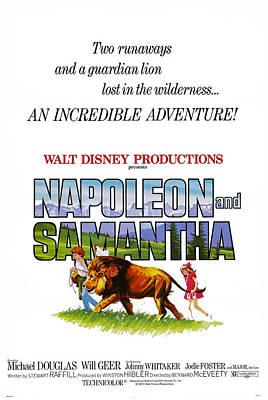 Napoleon And Samantha, Us Poster Art Art Print by Everett