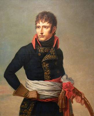 Painting - Napoleon Bonaparte As First Consul by Andrea Appiani
