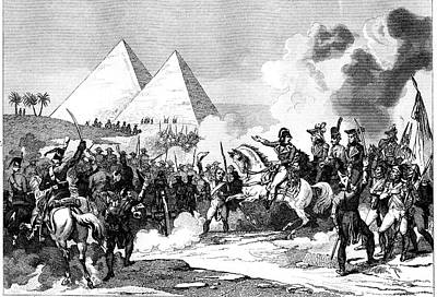 18th Century Photograph - Napoleon In Egypt by Collection Abecasis