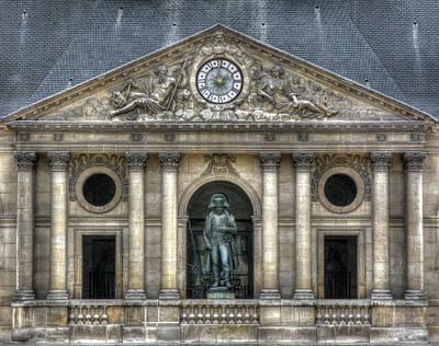 Hotel Des Invalides Photograph - Napoleon In Paris by Douglas J Fisher