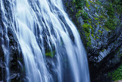 Photograph - Narada Falls by Kimberly Deverell