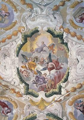 Nardini Tommaso, Fresco Art Print