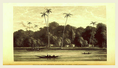 Narrative Of An Expedition Into The Interior Of Africa Art Print