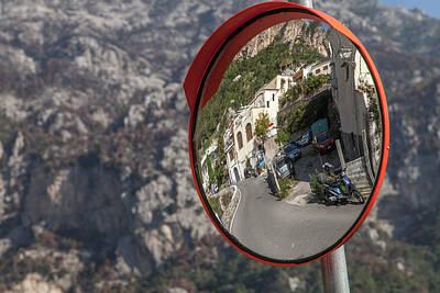 Photograph - Narrow Roads Of Praiano by John Pike