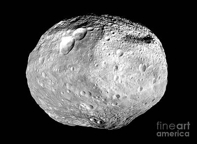 Photograph - Nasa Asteroid Vesta by Rose Santuci-Sofranko