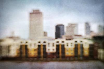 Photograph - Nashville Skyline I by David Morel