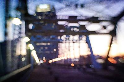 Photograph - Nashville Skyline II by David Morel