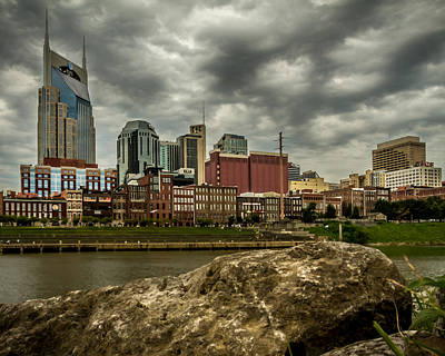 Photograph - Nashville Tennessee by Ron Pate