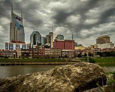 Nashville Tennessee Art Print