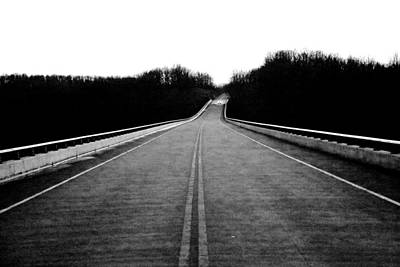 Natchez Trace Parkway  Art Print by Krista Sidwell