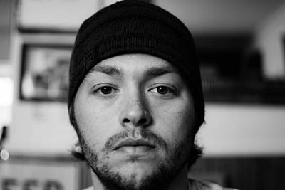 Photograph - Nathan With Beanie by Nathan Hillis