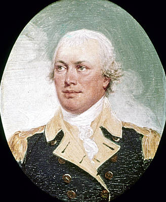 American Revolution Painting - Nathaniel Greene (1742-1786) by Granger