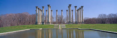National Capitol Columns, National Print by Panoramic Images