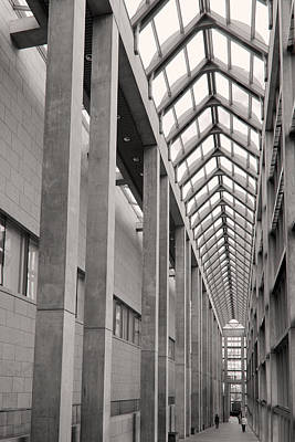 Photograph - National Gallery Of Canada 1 by Jim Vance
