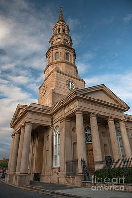 Grace Kelly - National Landmark in Charleston SC by Dale Powell