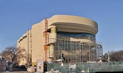 Archives Photograph - National Museum Of The American Indian - Washington Dc - 01131 by DC Photographer