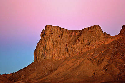 National Park Of The Hoggar - Sahara Art Print